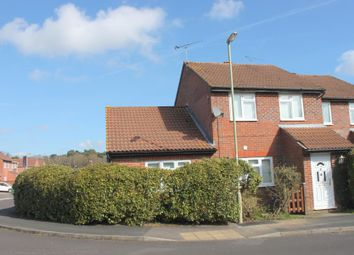 Thumbnail 4 bed semi-detached house to rent in Ferncote Road, Bordon