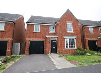 Thumbnail 4 bed detached house to rent in Bakersfield Drive, Great Sankey, Warrington