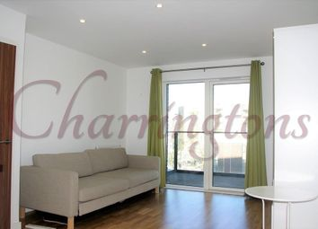 Thumbnail 1 bed flat to rent in Shearwater Drive, London