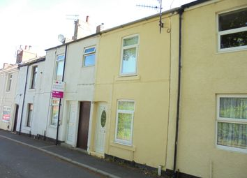 Thumbnail 2 bed terraced house to rent in Hewitts Buildings, Guisborough
