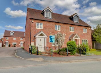 Thumbnail 4 bed semi-detached house for sale in Legion Court, Middle Littleton, Nr Evesham