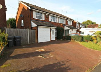 Thumbnail 3 bed semi-detached house for sale in Marshwood Croft, Halesowen