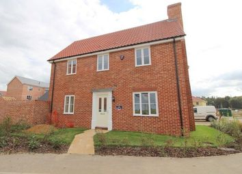 Thumbnail 4 bedroom detached house to rent in Wroxham Road, Sprowston, Norwich