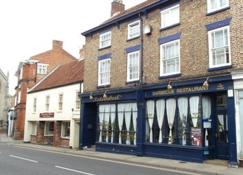 Thumbnail Restaurant/cafe for sale in 17 Upgate, Louth