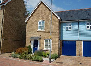 Property Details For 7 Linnet Mews Turner Road Colchester CO4 5NB