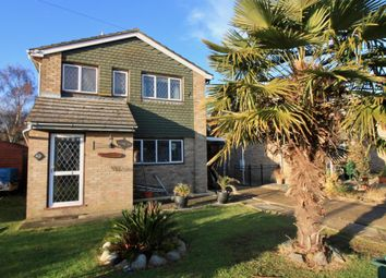 Thumbnail 3 bed detached house for sale in Sweden Close, Harwich