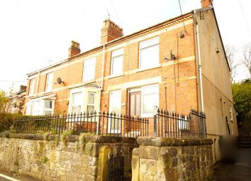 Thumbnail 2 bed terraced house to rent in Bottom Road, Summerhill, Wrexham