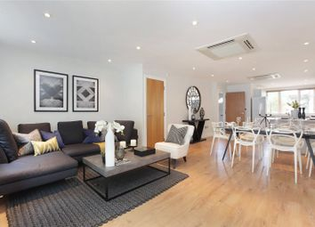 Thumbnail 4 bed mews house for sale in Adams Mews, Trinity Road, London