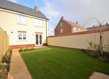Thumbnail 4 bed semi-detached house for sale in Haddenham Business Park, Thame Road, Haddenham, Aylesbury