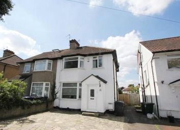 Thumbnail 3 bedroom semi-detached house for sale in Deans Way, Edgware, Middlesex