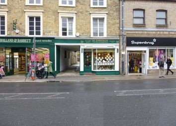 Thumbnail Retail premises to let in High Street, St Neots