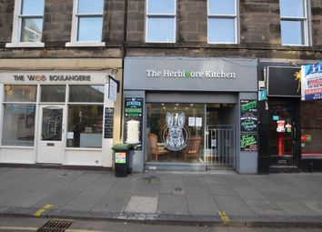 Thumbnail Commercial property to let in Clerk Street, Newington, Edinburgh