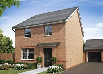 "Thumbnail 4 bed detached house for sale in ""Chester"" at Lightfoot Lane, Fulwood, Preston"