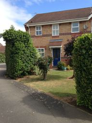 Thumbnail 2 bedroom end terrace house to rent in Bryony Way, Deeping St James, Peterborough, Lincolnshire