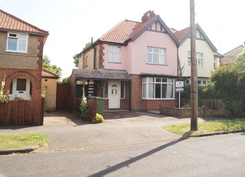 Thumbnail 4 bed semi-detached house to rent in Leys Avenue, Cambridge