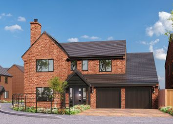 Thumbnail 4 bed detached house for sale in Plot 13, Haughton Lane, Morville, Bridgnorth, West Midlands