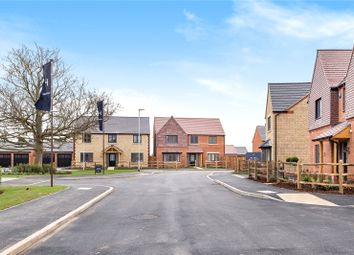 Thumbnail 4 bed detached house for sale in Hayfield Wood, Sam's Lane, Broad Blunsdon