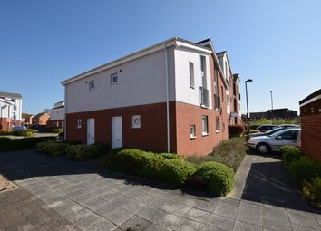 Thumbnail 1 bed flat for sale in Humber Street, Hilton, Derbyshire