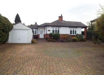 Thumbnail 5 bed bungalow for sale in Melton Road, Rearsby, Leicester, Leicestershire