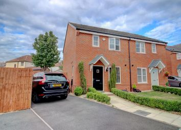 Thumbnail 3 bed semi-detached house for sale in Cardinal Way, Newton-Le-Willows