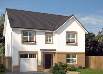 "Thumbnail 4 bedroom detached house for sale in ""The Norbury"" at Castlehill Crescent, Ferniegair, Hamilton"