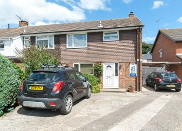 Thumbnail 3 bed end terrace house for sale in James Hall Gardens, Walmer, Deal