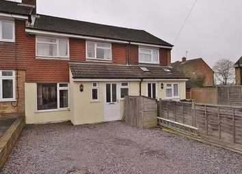 Thumbnail 3 bed terraced house for sale in Willow Drive, Hamstreet, Ashford