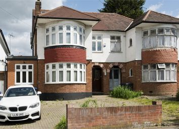 Thumbnail 4 bedroom semi-detached house for sale in Fernside Avenue, London