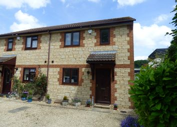 Thumbnail 2 bed semi-detached house to rent in Beavens Court, Warminster