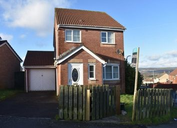 Thumbnail 3 bed detached house to rent in Lon Enfys, Llansamlet, Swansea