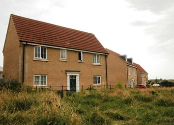 Thumbnail 4 bed detached house to rent in Woodpecker Way, Great Cambourne, Cambourne, Cambridge