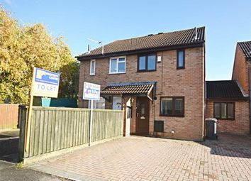 Thumbnail 2 bed semi-detached house for sale in Hazel Close, Longlevens, Gloucester