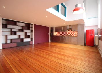Thumbnail 2 bed flat to rent in Bramshaw Road, London