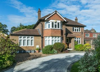 Thumbnail 5 bed property to rent in Oxshott Road, Leatherhead