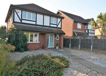 Thumbnail 4 bed detached house for sale in Mountbatten Drive, Shoeburyness, Southend-On-Sea