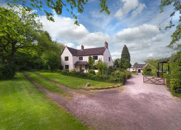Thumbnail 4 bed detached house for sale in Heath Hill, Nr. Sherifhales, Shropshire.