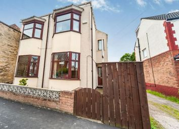 Thumbnail 4 bedroom semi-detached house for sale in Shaftesbury Avenue, Hull
