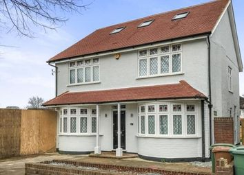 Thumbnail 4 bed detached house for sale in Lynwood Drive, Worcester Park