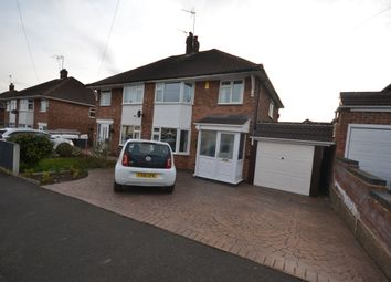 Thumbnail 3 bed semi-detached house to rent in Whitburn Road, Toton, Beeston, Nottingham