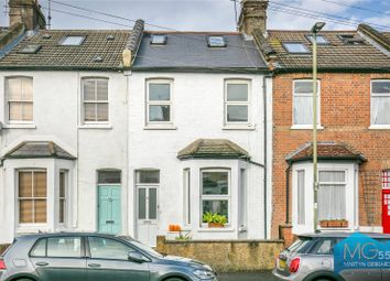 Thumbnail 3 bed terraced house for sale in Brackenbury Road, East Finchley, London