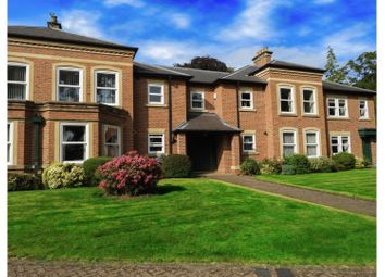 Thumbnail 3 bed flat for sale in The Woodlands, Darlington