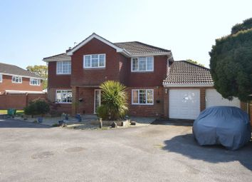 Thumbnail 4 bedroom detached house to rent in The Paddock, Stubbington, Fareham