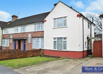 Thumbnail 3 bed end terrace house for sale in Fern Lane, Hounslow, Middlesex