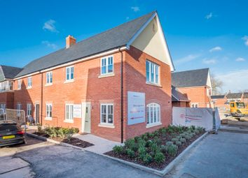 Thumbnail 2 bed flat for sale in Long Melford, Sudbury, Suffolk