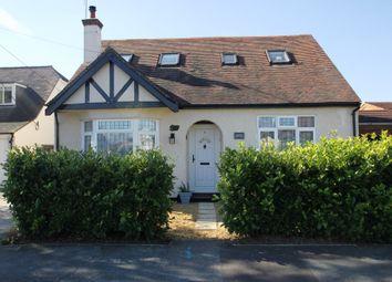 Thumbnail 5 bedroom detached bungalow for sale in Eastbury Avenue, Ashingdon, Rochford