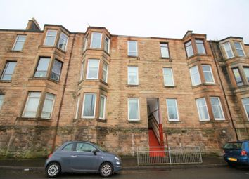 Thumbnail 2 bed flat for sale in Springhill Road, Port Glasgow