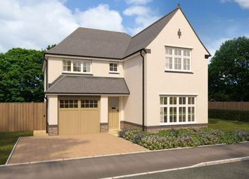 """Thumbnail 4 bedroom detached house for sale in """"Marlow"""" at Crediton Road, Okehampton"""