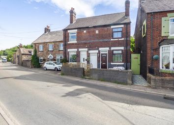 Thumbnail 2 bed semi-detached house for sale in Main Road, Wetley Rocks, Stoke-On-Trent