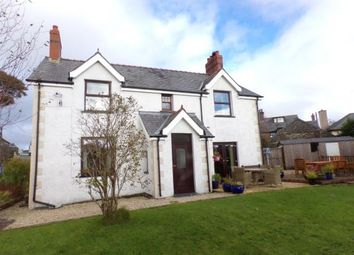 Thumbnail 4 bed detached house for sale in Cerrigydrudion, Corwen, Conwy