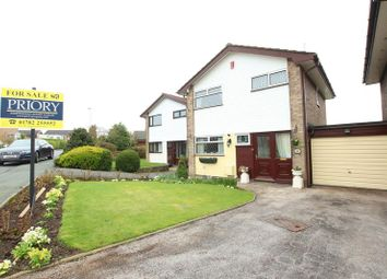 Thumbnail 3 bed detached house for sale in Ox Hey Drive, Biddulph, Stoke-On-Trent